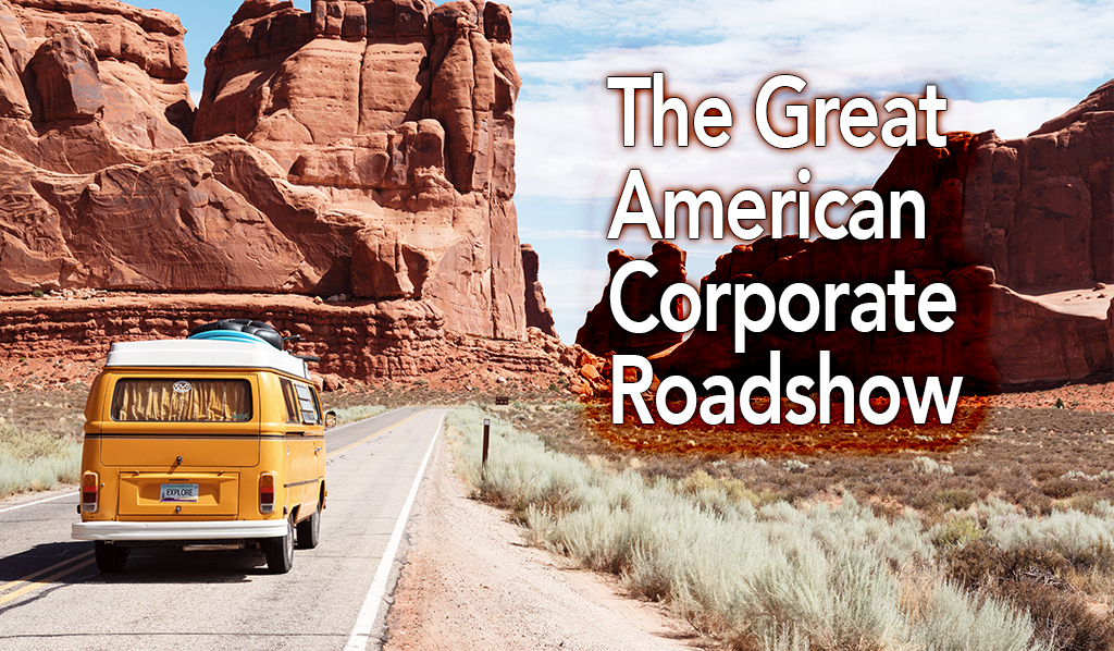 The Great American Road Show   Assemble Your Dream Team, and Hit the Road!